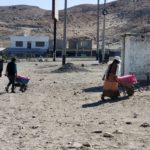 Our team in Peru lend their support to the communities of La Joya and Arequipa