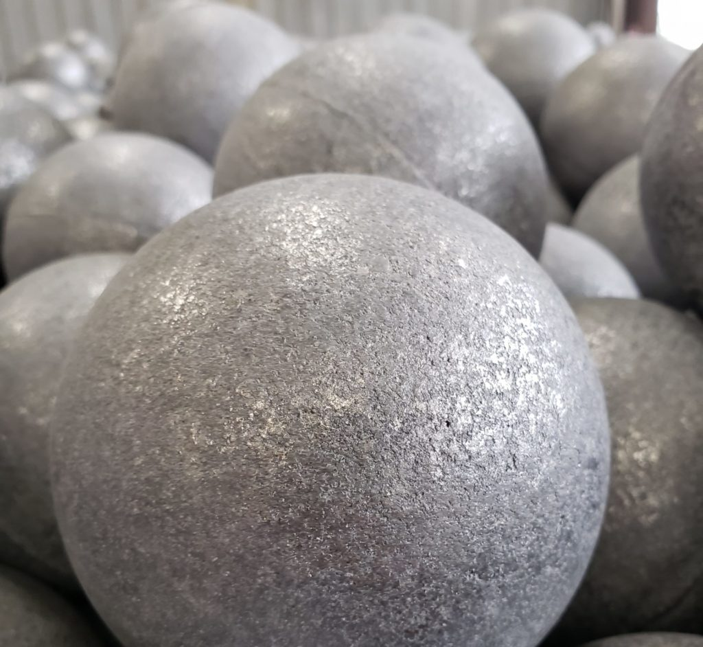 CAST HIGH CHROME BALLS