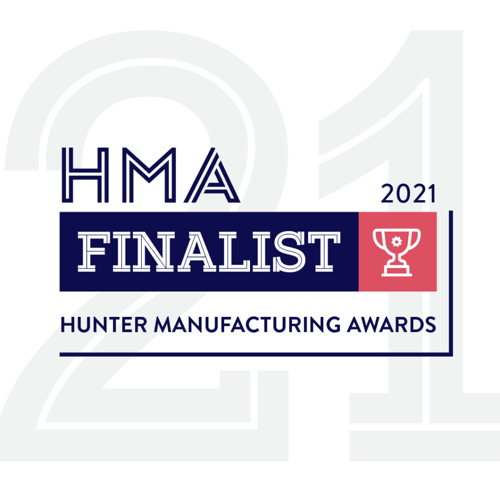 Molycop Australia is nominated as a finalist in the 2021 Hunter Manufacturing Awards
